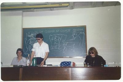 Ronseltz recital 1987