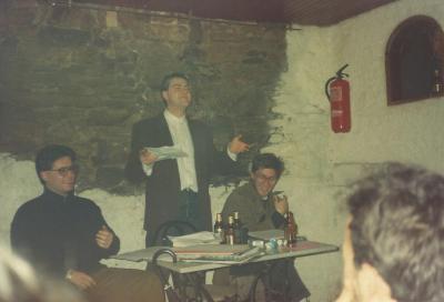 Ronseltz recital 1991