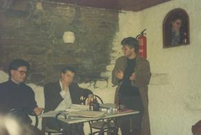 Colectivo Ronseltz recital 1991 2