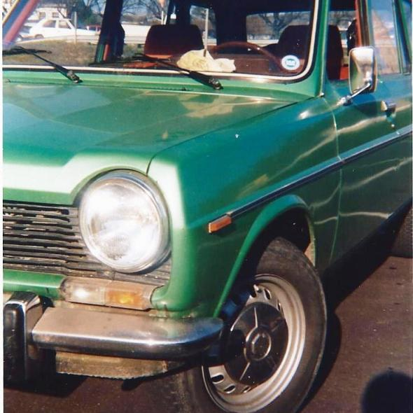 Simca 1200 break