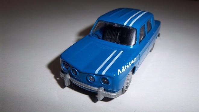 Renault 8 Viuvasdevivos